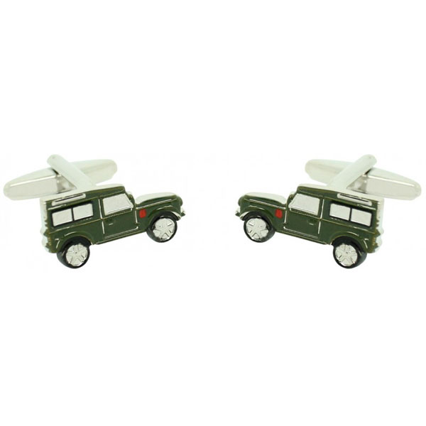 Land Rover Cufflinks The Cufflink Club